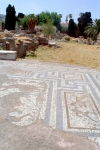 Greek islands - Kos - ancient town: mosaics - photo by M.Bergsma