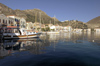 Greece, Kastellorizo: theharbour is home to many types of boats, small yachts and caiques - photo by P.Hellander