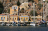 Greek islands - Dodecanese archipelago - Symi island - Symi town - yachts - photo by A.Dnieprowsky