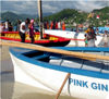 Grenada - Grand Anse - Pink Gin - photo by P.Baldwin