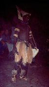 Tabanka life: dancer /dan�as  (photo by Dolores CM)