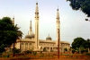 Conakry: the main mosque - Grand Mosque / Grande Mosqu�e (photo by Bernard Cloutier)