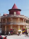 Haiti - Jacmel, Sud-Est Department: colonial corner - photo by G.Frysinger