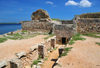 Fort-Libert� / Bayaha, Nord-Est Department, Haiti: entrance to Fort Dauphin - photo by M.Torres