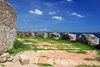 Fort-Libert�, Nord-Est Department, Haiti: Fort Dauphin - northern battlement - photo by M.Torres