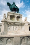 Hungary / Ungarn / Magyarorsz�g - Budapest: King Stephen I monument (photo by Miguel Torres)