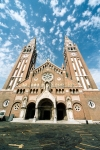 Hungary / Ungarn / Magyarország - Szeged (Csongrad province): the Votive church (photo by Miguel Torres)