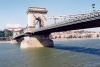 Hungary / Ungarn / Magyarorsz�g - Budapest: Chain bridge - from Pest (photo by Miguel Torres)