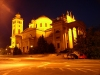 Hungary / Ungarn / Magyarország - Eger: the Basilica at night (photo by J.Kaman)