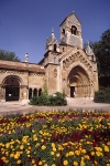 Hungary / Ungarn / Magyarorsz�g - Budapest: Jak chapel in the City Park (photo by J.Kaman)