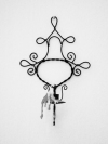 Hungary / Ungarn / Magyarorsz�g - P�cs: candle holder (photo by P.Gustafson)