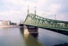 Hungary / Ungarn / Magyarorsz�g - Budapest: Liberation Bridge (photo by Miguel Torres)