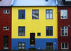 Iceland Colorful houses, Reykjavick (photo by B.Cain)