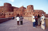India - Agra (Uttar Pradesh) / AGR: entering the red fort - Unesco world heritage site - photo by Francisca Rigaud