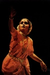 India - New Delhi: Bharatnatyam dancer (photo by J.Rabindra)