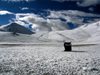 India - Ladakh - Jammu and Kashmir: tent in the mountains - photos of Asia by Ade Summers