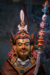 India - Ladakh - Jammu and Kashmir: Tibetan deity - photos of Asia by Ade Summers