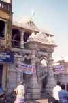 India - Madras / Chennai: Jain temple on Cutcherry street - photo by M.Torres