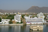 Udaipur, Rajasthan, India: City Palace - photo by M.Wright
