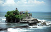 Indonesia - Pulau Bali / DPS: Tanah Lot - battered by the waves - rock formation and Pura Tanah Lot Hindu temple - village of Beraban in the Tabanan Regency - photo by Mona Sturges