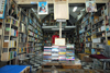 Iran - Shiraz: bookshop in the Vakil bazaar - photo by M.Torres