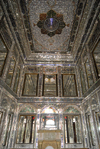 Iran - Shiraz: hall of mirrors - Qavam House - Narenjestan e Qavam - photo by M.Torres