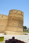 Iran - Shiraz: leaning tower - Karim Khan Zand citadel - photo by M.Torres
