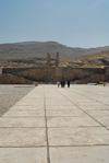 Iran - Persepolis / Parsa / Parseh, Takht-e Jamshid: arriving - Stairs of All Nations - photo by M.Torres