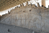 Iran - Persepolis: Apadana or Audience Hall - eastern stairway - Here Darius I received the tribute from all the nations in the Achaemenid Empire - photo by M.Torres