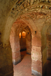 Iran - Hormuz island: cistern in the Portuguese castle - photo by M.Torres