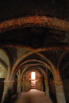 Iran - Hormuz island: underground church - Portuguese castle - photo by M.Torres