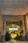 Iran -  Bandar Abbas: an entrance to the bazaar - photo by M.Torres