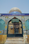 Iran -  Bandar Abbas / Qamerun: mosque near the bazaar - photo by M.Torres