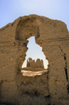 Iran - Bam, Kerman province: ruins - photo by W.Allgower