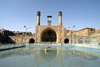 Iran - Tehran - bazar mosque - pool - photo by M.Torres