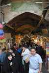 Iran - Tehran - in the bazaar - photo by M.Torres