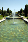 Iran - Tehran - Laleh Park- fountain - photo by M.Torres