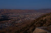 Duhok / Dohuk / Dehok / Dahok, Kurdistan, Iraq: the city from the hills - dusk - photo by J.Wreford