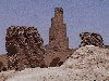Iraq - Samarra: Al-Mawiya - the smaller minaret (photographer: Alejandro Slobodianik)