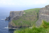 Ireland - Cliffs of Moher / Aillte an Mhothair: county Clare meets the Atlantic - Hag's Head - photo by N.Keegan