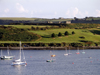 Ireland - Kinsale (county Cork): harbour (photo by R.Wallace)