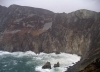 Ireland - Slieve League sea cliffs (county Donegal): the highest cliff face in Europe (photo by R.Wallace)