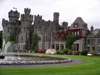 Ireland - Ashford castle (County Mayo) - photo by R.Wallace