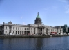 Ireland - Dublin: Customs House (photo by R.Wallace)