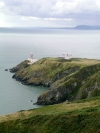 Ireland - Dublin: Howth Head lighthouse (photo by R.Wallace)