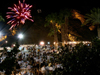 Israel - Eilat: fireworks - anniversary of Israel - photo by Efi Keren