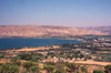 Israel - Kinneret: over the Sea of Galille / Lake Tiberias / Kineret lake - photo by M.Torres