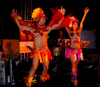 Israel - Tel Aviv: Brazilian dancers - photo by Efi Keren