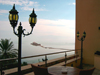 Israel - Dead sea: Café view - photo by Efi Keren