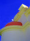 Israel - Sea of Galilee / Lake Tiberias: Orthodox church - detail - photo by E.Keren